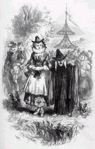 the witch hunt craze of king james the i of england Witch trials in early modern scotland were the  in which king james vi  the proliferation of partial explanations for the witch-hunt has led some historians to .